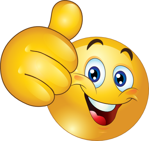 clipart thumbs up happy smiley 51eLA0 clipart